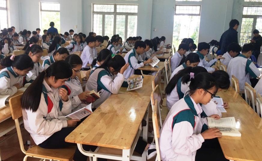 Tổ chức Ngày sách Việt Nam tỉnh Kon Tum lần thứ 8 năm 2021